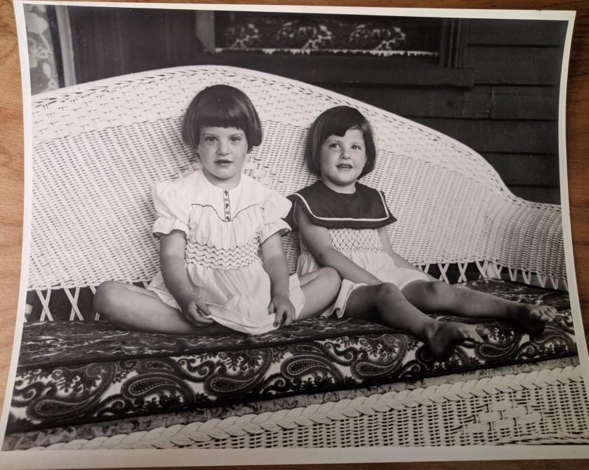 aged 3